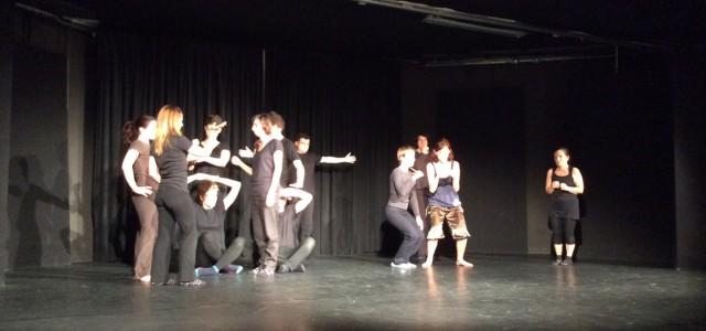 """Stage """"La teoria delle scuole di teatro"""""""
